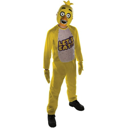 Boy's Chica Halloween Costume - Five Nights at (Real Five Nights At Freddy's Costume)