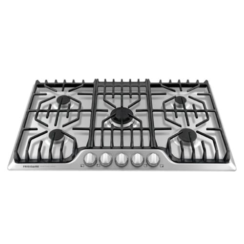 Frigidaire FPGC3677R 36 Inch Wide Gas Cooktop with PowerP...