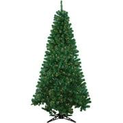 Pre-Lit 6.5' Rockport Artificial Christmas Tree, 300 Multi Lights