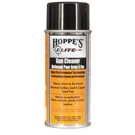 Elite Gun Cleaner - Hoppe's 4oz. Elite Aerosol Gun Cleaner, Bottle - - GC4A