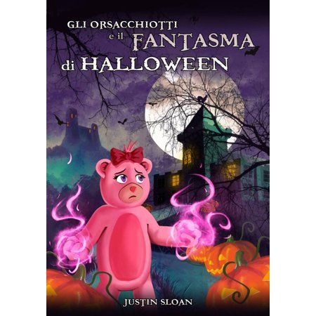 Gli orsacchiotti e il fantasma di Halloween - eBook - Fantasmas Decorativos Halloween