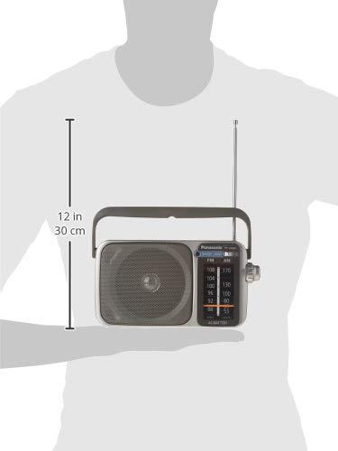 NEW Panasonic RF 2400 AM  FM Radio FREE SHIPPING portable telescoping antenna