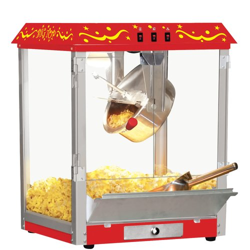 Big Top Popcorn Machine Electric Popcorn Machine by Overstock