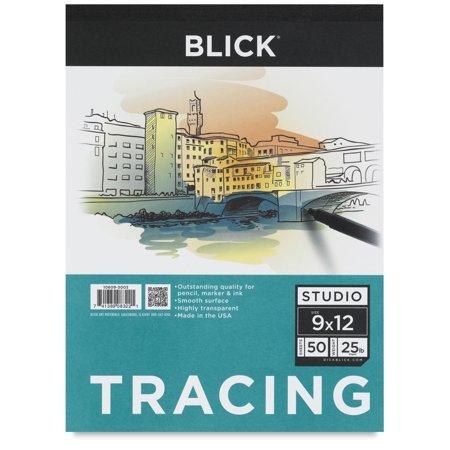 - Blick Studio Tracing Paper Pads
