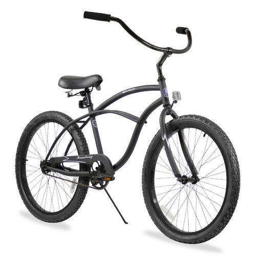 Firmstrong Boy's 24'' Urban Man Beach Cruiser Bike