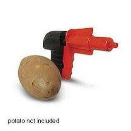 Potato Plastic Toy Gun - The Original Vintage Nostalgic Toy Gun, More than 300 shots from one potato By -