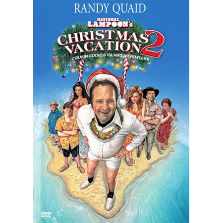 Christmas Vacation 2: Cousin Eddie's Island Adventure (DVD)