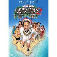 Christmas Vacation 2: Cousin Eddie's Island Adventure (DVD)