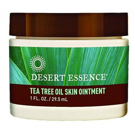 Desert Essence Tea Tree Oil Skin Ointment 1 Oz Walmart Com