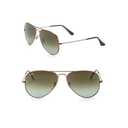 RB3025 58MM Original Aviator Sunglasses ()