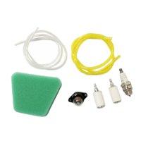 Primer Bulb Fuel Line Spark-Plug Tuneup Kit Poulan Craftsman Chainsaw