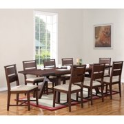 Modus Portland Rectangular 9 Piece Dining Table Set