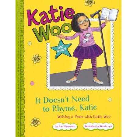 It Doesn't Need to Rhyme, Katie : Writing a Poem with Katie Woo](Halloween Short Poems Rhymes)