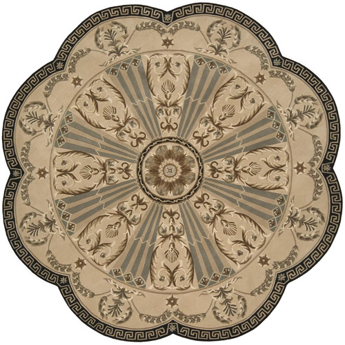 Nourison Versailles Palace Collection Area Rug