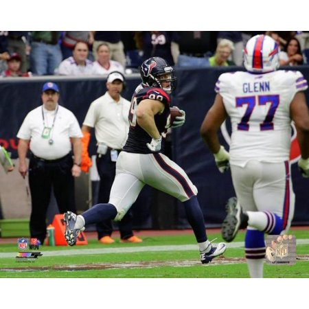 JJ Watt 2014 Action Photo Print - Jj Watts Halloween