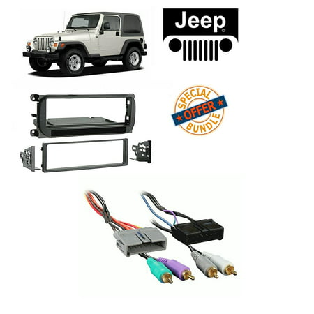 car stereo radio cd player dash install mounting kit installation mount  trim cdk636 premium sound system
