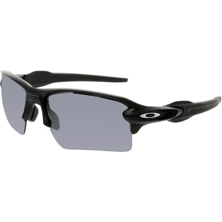 Oakley Flak 2.0 XL Rectangular Matte Black Men's Sunglasses, OO9188-918801