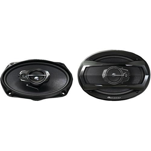 "Pioneer Ts-a6965r 6"" x 9"" 3-Way Speakers"