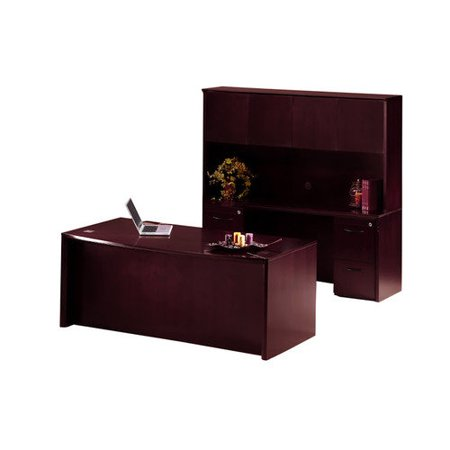 Best-selling Mayline Corsica Series 3 Standard Desk Office Suite Product Photo