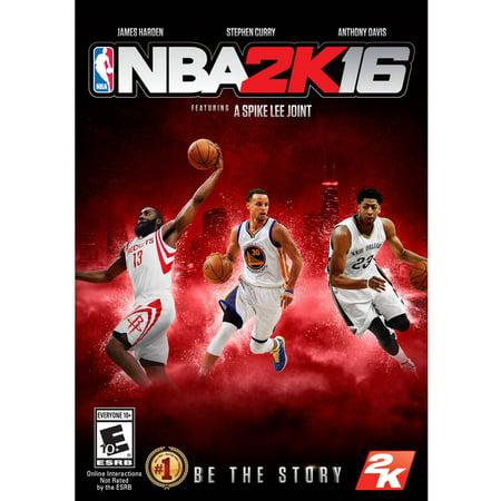 NBA 2K16 ESD (Digital Code)