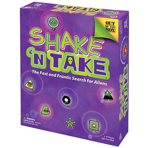 Shake 'N Take Game