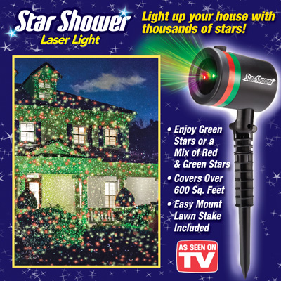 Star Shower - Enjoy Star Projector Laser Lights With Uur ...