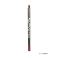 Vasanti Lipline Extreme Lip Pencil Enriched with Marula Oil - Lip Shaping, Anti-feathering, Long Lasting, Intense Color - Paraben Free (Mauvenberry - Neutral Brick Mauve)