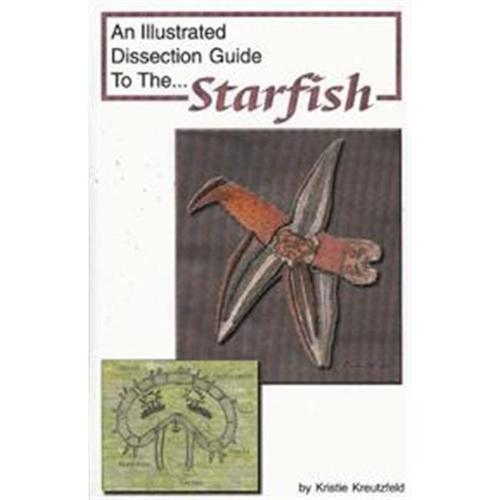 Olympia Sports 13794 Dissection Guide to the Starfish