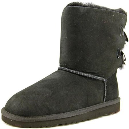 Ugg Girls Bailey Bow (Ugg Australia Bailey Bow Boot - Black)