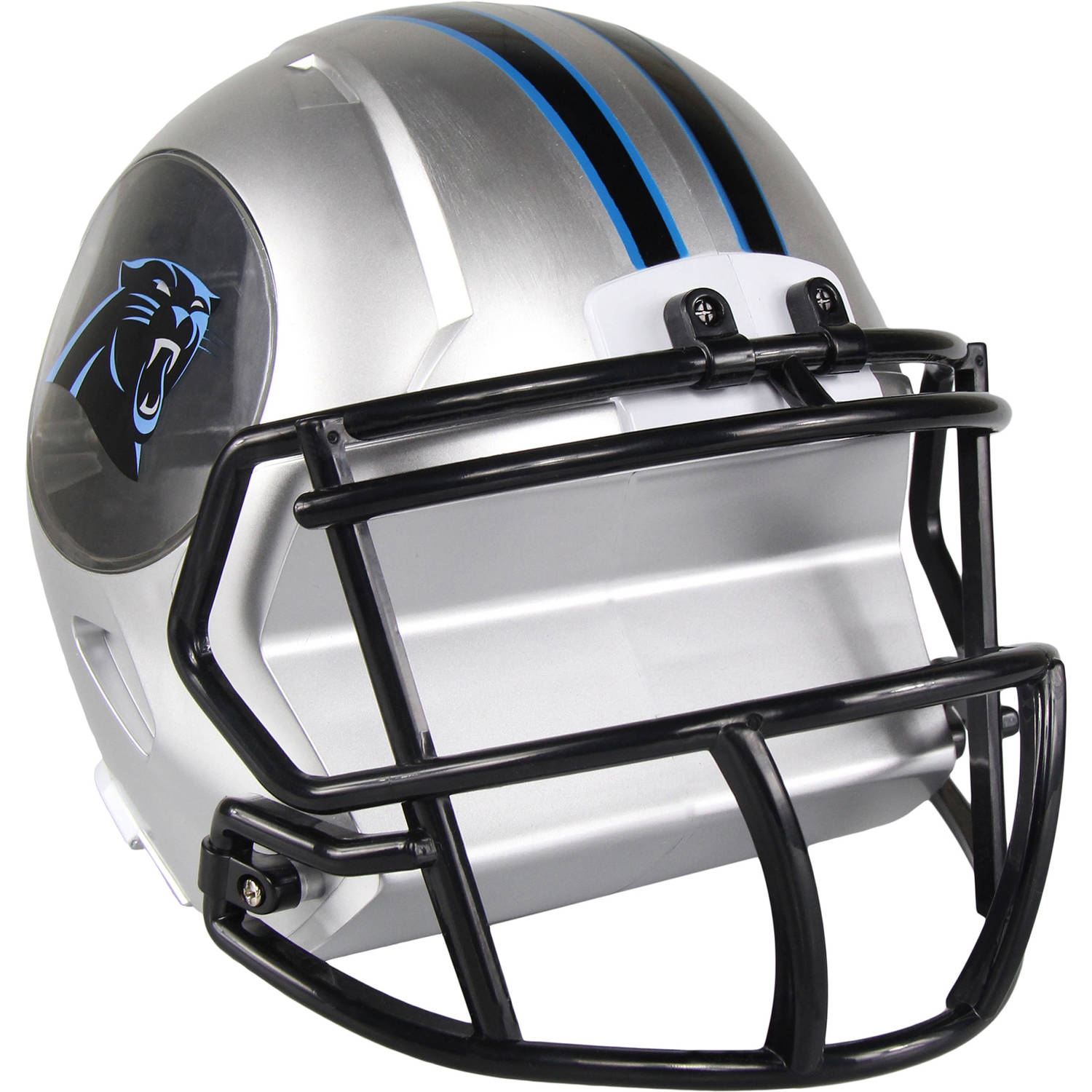 Forever Collectibles NFL Mini Helmet Bank, Carolina Panthers