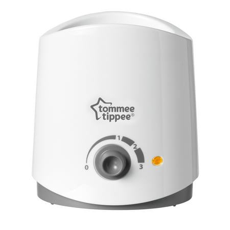 Baby Warmer (Tommee Tippee Closer to Nature Electric Food and Baby Bottle Warmer, White )