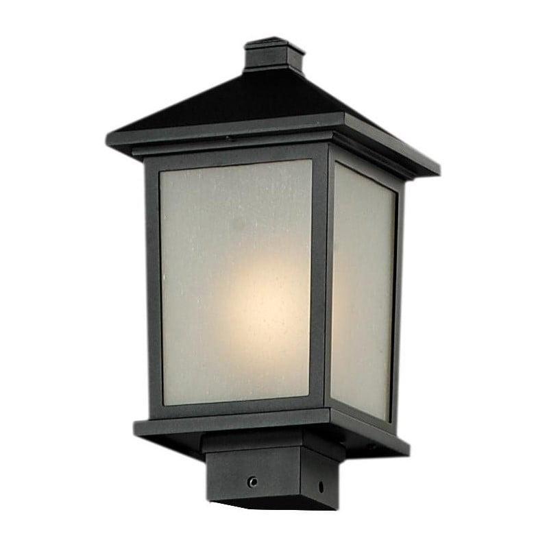 Z-Lite Holbrook 1 Light Outdoor Post Lantern