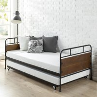 Zinus Priage by  Santa Fe Twin Daybed with Trundle