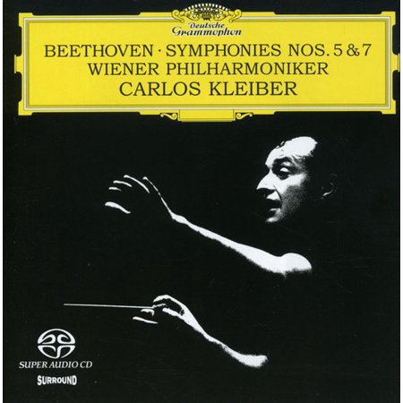 Symphonies Nos. 5 and 7 (Kleiber) [sacd/cd Hybrid] ()