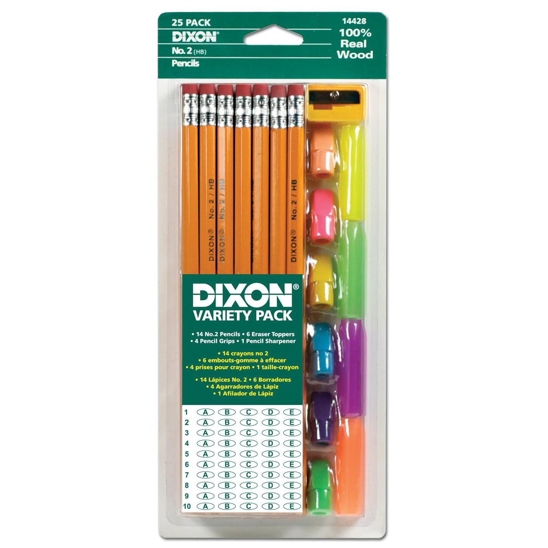 4B Soft 12-Count General/'s Charcoal Pencils Dozen 4B Soft