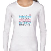Hokey Pokey Addiction Women's Long Sleeve T-Shirt