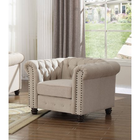 Best Master Furniture Venice Upholstered Chair - (Best Bars In Venice)