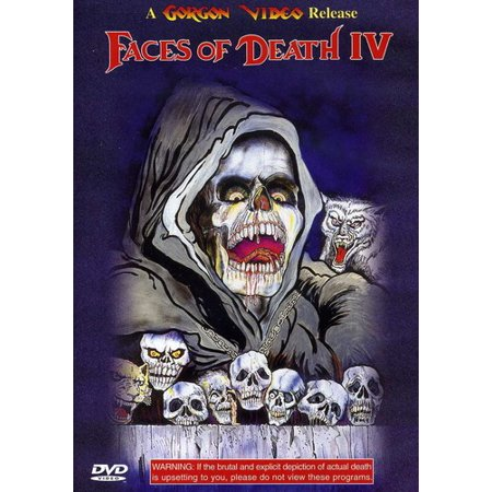 Faces of Death 4 (DVD) - Halloween 4 Deaths