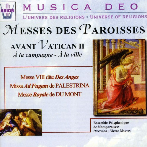 Messes Des Paroisses Avant Vatican
