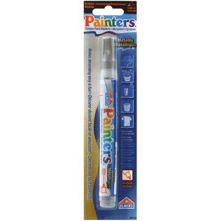 Painter's Medium Paint Pen, Silver