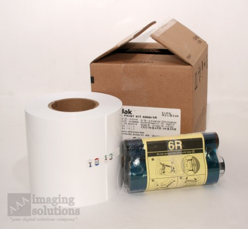Kodak Photo Print Kit for the 6800 Thermal Printer, 6R - ...