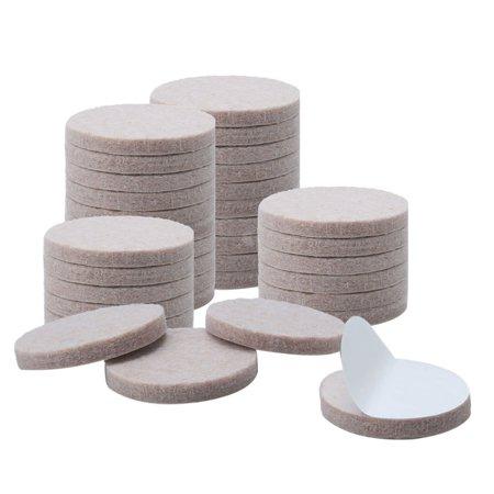 36pcs Furniture Pads Round 1 3 8 Self Stick Anti Scratch Floor