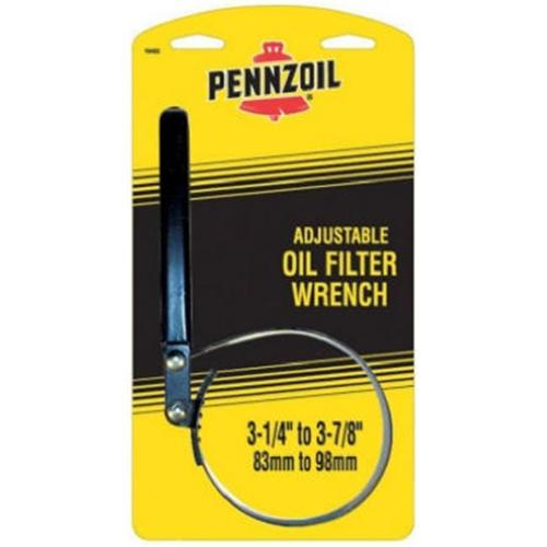 Custom Accessories 19403 Large Pennzoil Oil Filter Strap Wrench