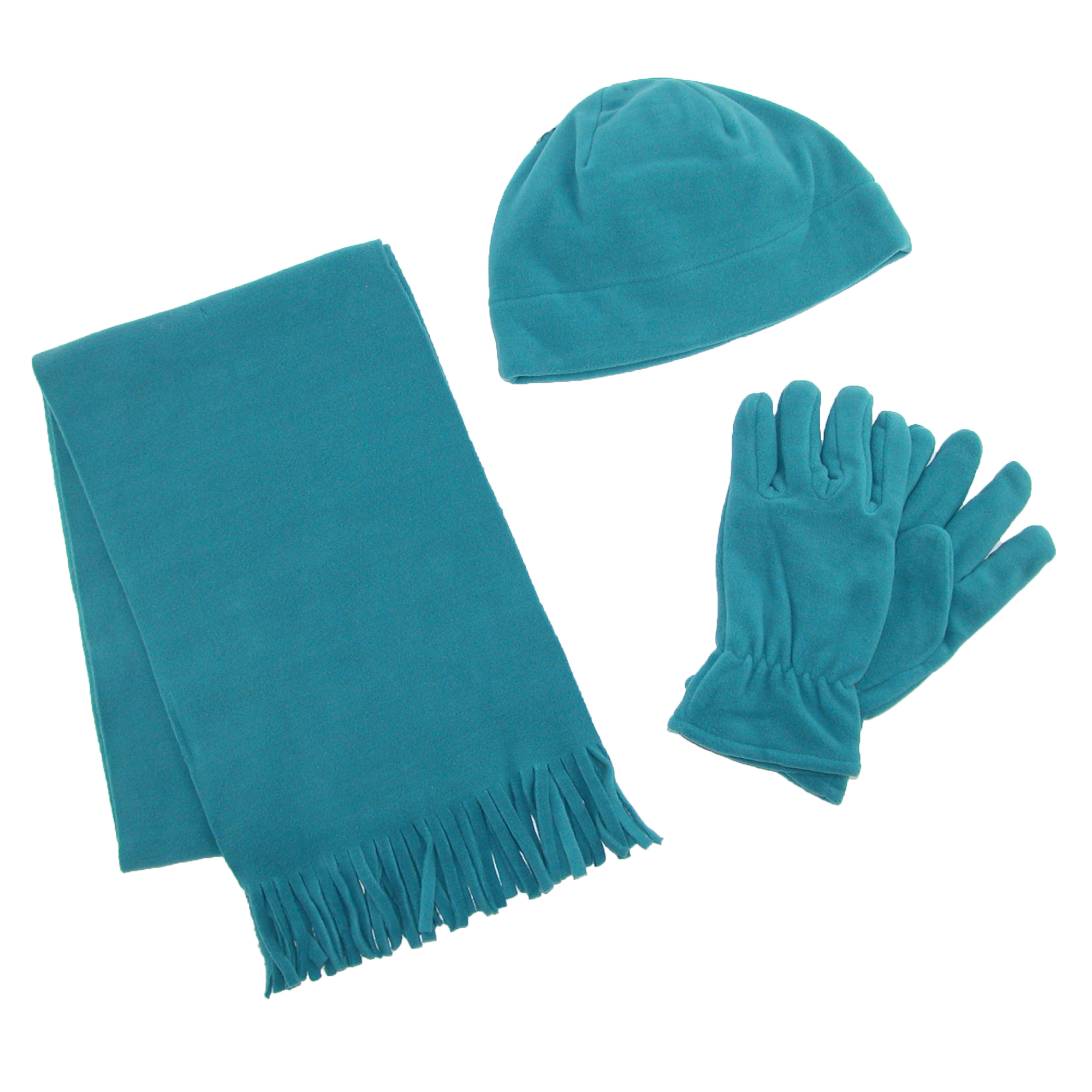 grand s fleece hat gloves and scarf winter