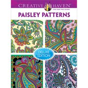 Dover Publications, Creative Haven Paisley Pattern