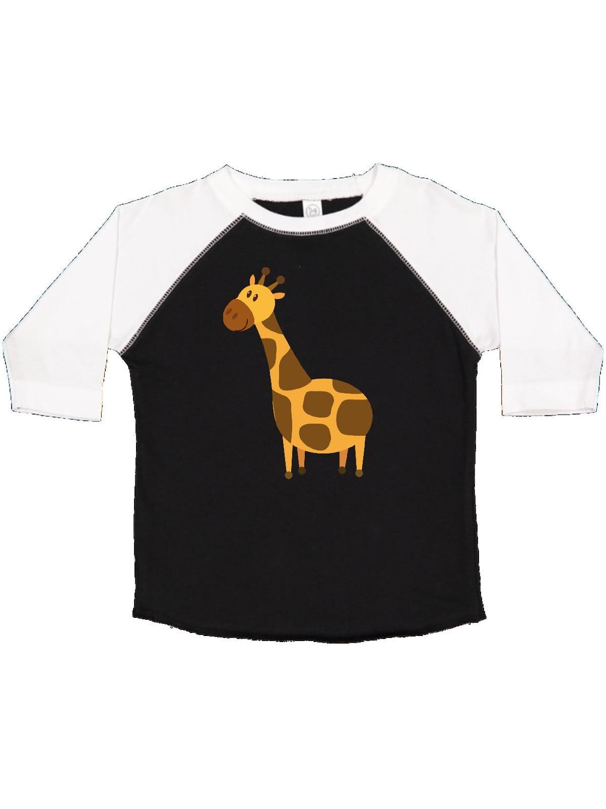 Inktastic Giraffe Jungle Zoo Animal T-Shirt Animals Cute Kids Funny Mens Adult