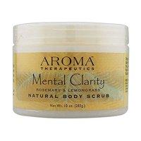 Abra Therapeutics Mental Clarity Body Scrub, Rosemary And Lemongrass - 10 Oz