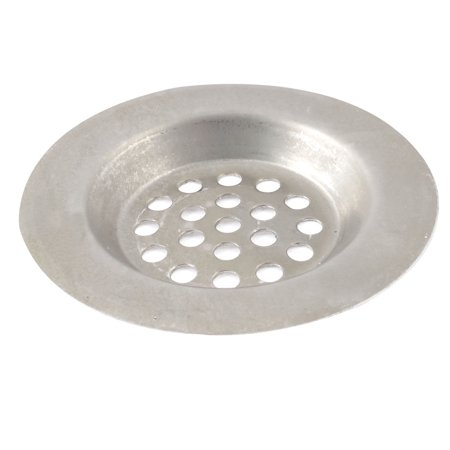 Bathroom Kitchen Stainless Steel Sink Strainer Drainer Filter Stopper 6.5cm Dia - image 2 of 2