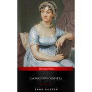 Jane Austen: Coleccin integral - eBook