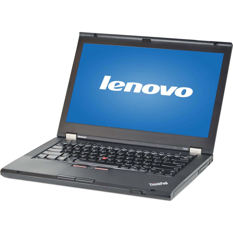 "Refurbished Lenovo Black 14"" T430 WA5-1083 Laptop PC with Intel Core i5"